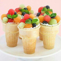 Dole Ready Cut Fruit Strawberries, Peaches & Bananas uploaded by Tequila C.