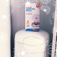Munchkin Arm & Hammer Diaper Pail Bag Refills 180 Count - 6 Pack uploaded by Lauren H.