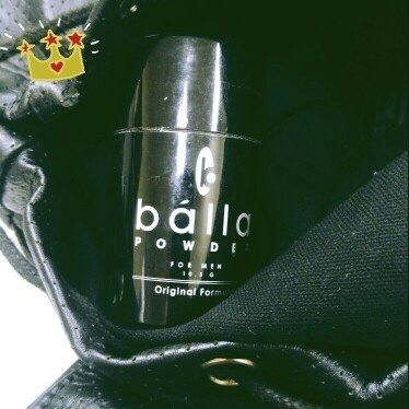 Balla Powder Original Scent, Gift and Travel Size, 10.3 g [] uploaded by Tyler N.