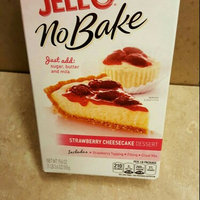 JELL-O No Bake Strawberry Cheesecake Dessert uploaded by Ashley R.