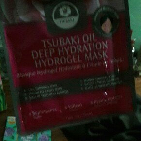 Photo of boscia Tsubaki Oil Deep Hydration Hydrogel Mask 1 mask uploaded by Paola R.