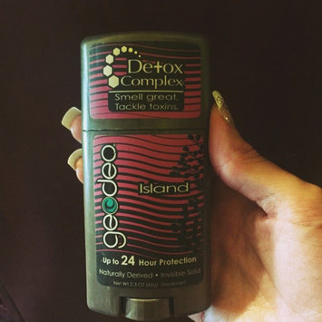 GEODEO Natural Deodorant with Detox Complex uploaded by Kirbylynn W.
