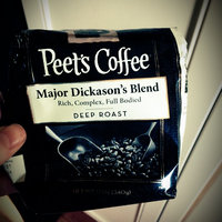 Peet's Coffee Major Dickason's Blend Ground Fresh Roasted Coffee uploaded by Emalee O.