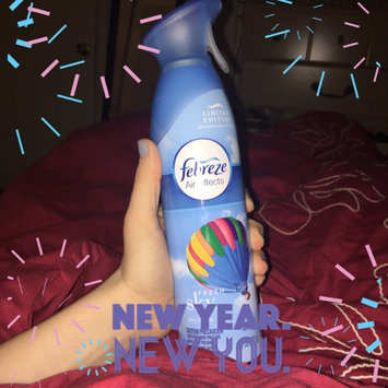 Photo of Febreze Air Effects Fresh Sky Airy Clouds Air Freshener, 9.7 oz uploaded by Savanah C.