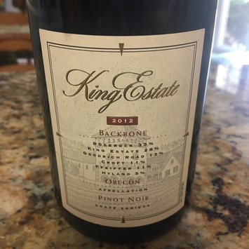 Photo of 2010 King Estate Pinot Noir Oregon Signature Collection 750ml uploaded by Karolin G.
