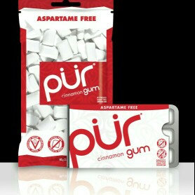 Photo of Pur Gum Cinnamon Gum uploaded by Bailey M.
