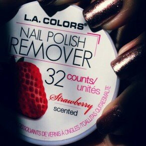Photo of L.A. Colors Nail Polish Remover Pads uploaded by cynthia p.