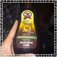 Australian Gold Spray Gel with Instant Bronzer SPF 15 uploaded by Victoria M.