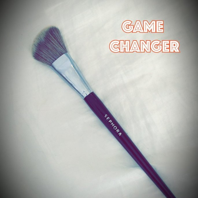 SEPHORA COLLECTION Pro Angled Blush Brush #49 uploaded by Megan M.