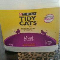 Purina Tidy Cats Clumping Cat Litter with Glade Tough Odor Solutions uploaded by Kim M.