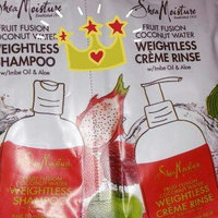 SheaMoisture Fruit Fusion Coconut Water Energizing Hand & Body Scrub uploaded by Rosie P.