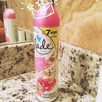 Photo of Glade White Tea & Lily Room Spray uploaded by Eloisa R.