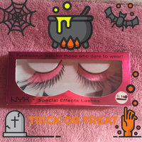 NYX Cosmetics Special Effect Lashes uploaded by Genny E.