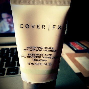 Cover FX Mattifying Primer With Anti-Acne Treatment uploaded by Hillary E.