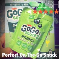 Gogo Squeez Apple Apple Applesauce On The Go uploaded by Stephanie K.