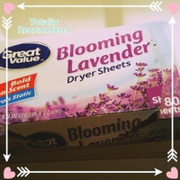 Great Value Blooming Lavender Fabric Softener Dryer Sheets uploaded by Marionette D.