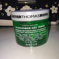 Peter Thomas Roth Cucumber Gel Masque uploaded by Genny E.