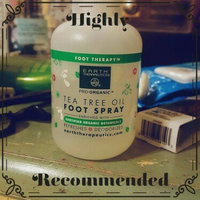 Earth Therapeutics Tea Tree Oil Foot Spray uploaded by Julie R.