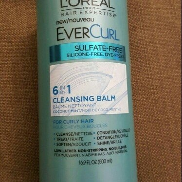 L'Oréal Paris Hair Expertise® EverCurl Cleansing Balm uploaded by Ramona H.