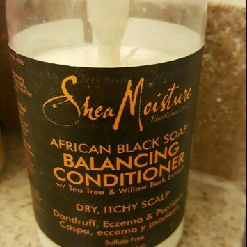 Photo of SheaMoisture African Black Soap Balancing Conditioner uploaded by Jasmine B.