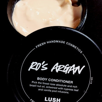 Photo of LUSH Ro's Argan Body Conditioner uploaded by Mardebelleza I.