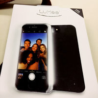 Lumee - Case For Apple® Iphone® 7 Plus - Black uploaded by Carolina P.