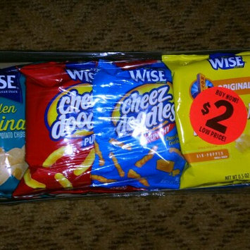 Photo of Wise Grab & Snack Variety Pack - 24 CT uploaded by Holly R.