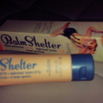 theBalm BalmShelter Tinted Moisturizer SPF 18 uploaded by Deana A.