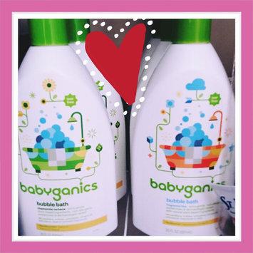 Photo of Babyganics Bubble Bath Chamomile Verbena uploaded by May L.