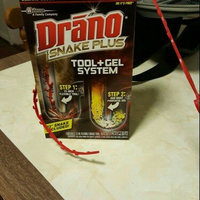 Drano Snake Plus Drain Cleaning Tool + Gel Kit uploaded by Ashley C.