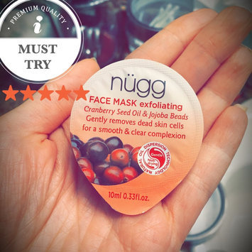 nügg Revitalizing Face Mask uploaded by Katerina M.