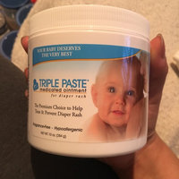 Summer's Laboratories Triple Paste Diaper Rash Ointment - 10.0 oz. uploaded by Sheila G.