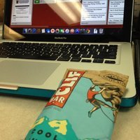 Clif Bar Energy Bar Cool Mint Chocolate uploaded by Carli L.