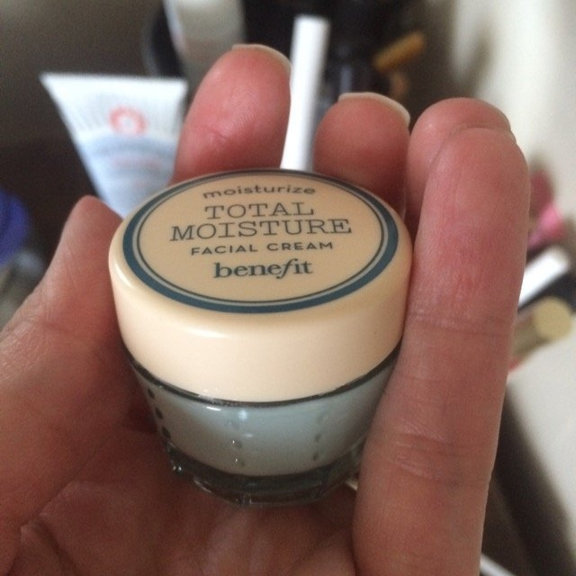 Benefit Cosmetics Total Moisture Facial Cream uploaded by Liz G.