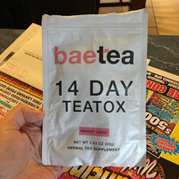 Baetea 14 Day Teatox uploaded by Shannon p.