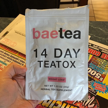 Baetea 14 Day Teatox uploaded by Shannon p.