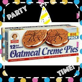 Photo of Little Debbie® Oatmeal Creme Pies uploaded by Sha'Kayla C.