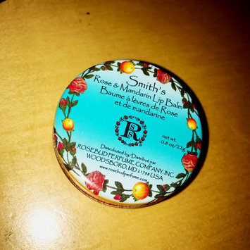 Rosebud Perfume Company Rosebud Perfume Co. Rose & Mandarin Lip Balm uploaded by Lainey L.