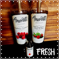 Amoretti Premium Syrup, Raspberry, 25.4 Ounce uploaded by Sarah S.