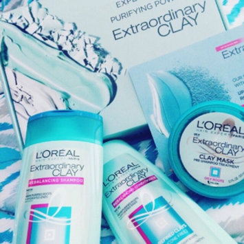 L'Oréal Paris Hair Expert Extraordinary Clay Conditioner uploaded by Hallee R.