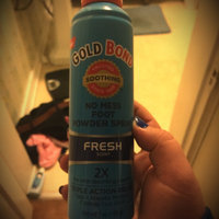 Gold Bond No Mess Foot Powder Spray Fresh Scent uploaded by Emily R.