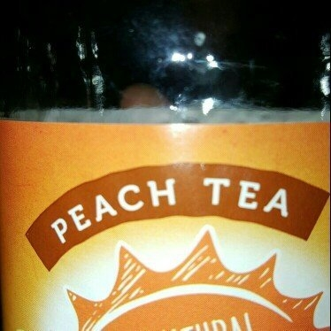 Snapple All Natural Peach Tea uploaded by Erica S.