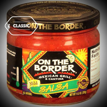 Photo of On The Border Salsa Medium uploaded by Raynell B.