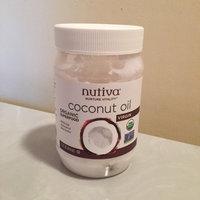 Nutiva Coconut Oil uploaded by Rebekah E.