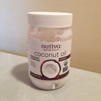 Nutiva Coconut Oil uploaded by Rebekah E.