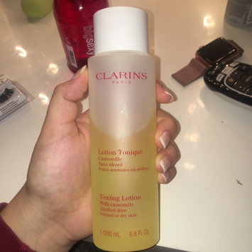 Photo of Clarins Toning Lotion with Camomile for Dry/Normal Skin uploaded by Ashlyn M.