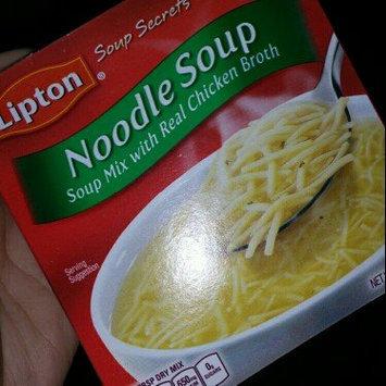 Photo of Lipton Soup Secrets Noodle Soup Mix uploaded by Carolina P.