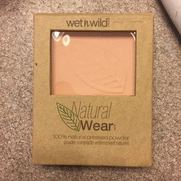 Photo of Wet N Wild Natural Wear Pressed Powder uploaded by Alishia J.