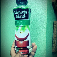 Minute Maid 100% Apple Juice uploaded by Cortney H.