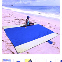 Tuffo LLC TA3-026 Water-Resistant Outdoor Blanket- Dots uploaded by Michelle D.